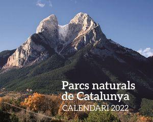 CALENDARI 2022 PARCS NATURALS DE CATALUNYA