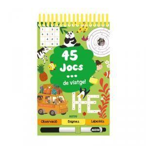 45 JOCS DE VIATGE!