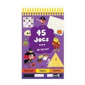 45 JOCS DE TERROR!