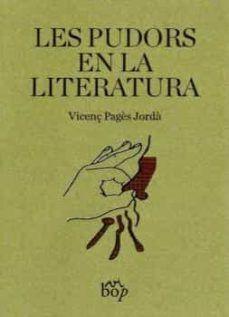 LES PUDORS EN LA LITERATURA