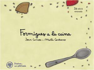 FORMIGUES A LA CUINA (VERSIÓ RENOVADA)
