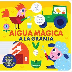 AIGUA MAGICA A LA GRANJA - CAT