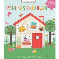 AMICS PUZLES - PRIMERES PARAULES