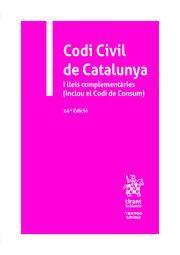 CODI CIVIL DE CATALUNYA I LLEIS COMPLEMENTÀRIES 14