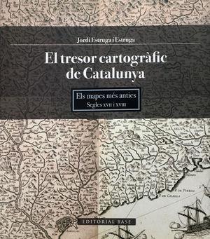 EL TRESOR CARTOGRÀFIC DE CATALUNYA