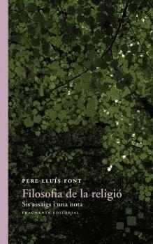 FILOSOFIA DE LA RELIGIÓ