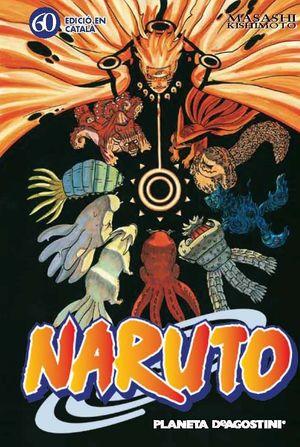 NARUTO CATALÀ Nº 60