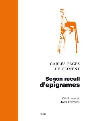 SEGON RECULL D'EPIGRAMES