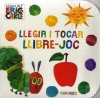 LLEGIR I TOCAR LLIBRE-JOC