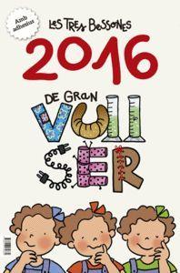 CALENDARI DE LES TRES BESSONES. 2016