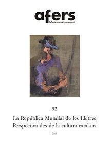 LA REPÚBLICA MUNDIAL DE LES LLETRES