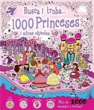 BUSCA I TROBA...1000 PRINCESES I ALTRES OBJECTES