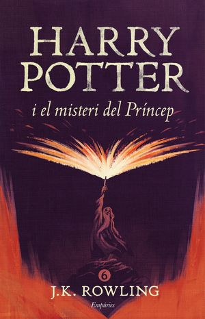 HARRY POTTER I EL MISTERI DEL PRÍNCEP (RÚSTICA)