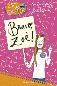 TOP SECRET 7. BRAVO. ZOÈ!