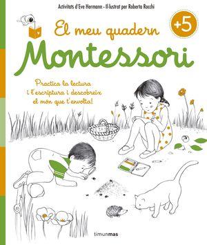 EL MEU QUADERN MONTESSORI +5
