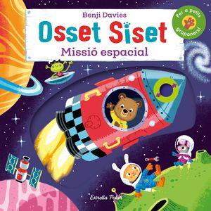 OSSET SISET. MISSIÓ ESPACIAL