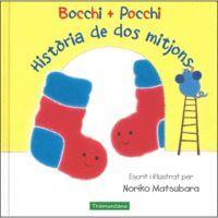 BOCCHI+POCCHI HISTÒRIA DE DOS MITJONS