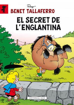 EL SECRET DE L?ENGLANTINA