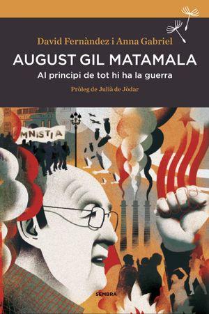 AUGUST GIL MATAMALA.