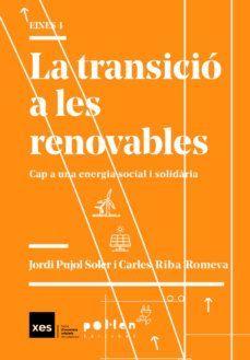 TRANSICIÓ A LES RENOVABLES