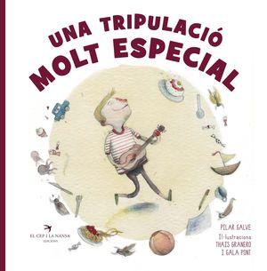 UNA TRIPULACIÓ MOLT ESPECIAL