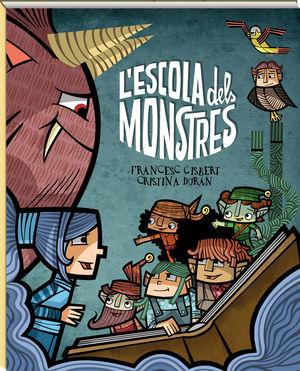 L.ESCOLA DELS MONSTRES