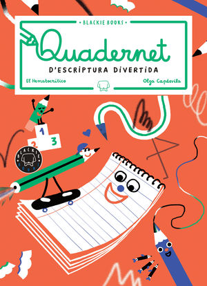 QUADERNET D'ESCRIPTURA DIVERTIDA, VOLUM 2