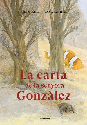 LA CARTA DE LA SENYORA GONZÀLEZ