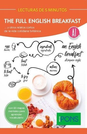 LECTURAS 5 MIN THE FULL ENGLISH BREAKFAST