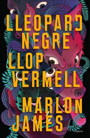 LLEOPARD NEGRE, LLOP VERMELL