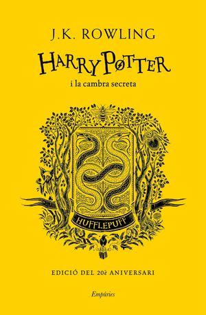 HARRY POTTER I LA CAMBRA SECRETA-HUFFLEPUFF