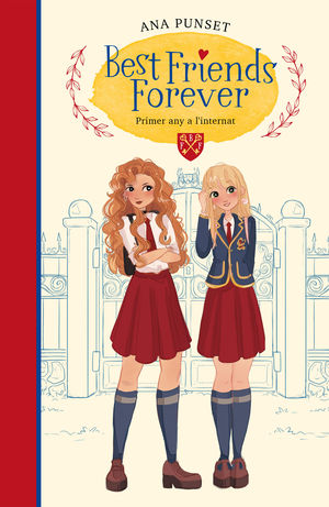 BEST FRIENDS FOREVER 1 PRIMER ANY EN L'I