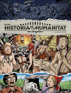 HISTÒRIA DE LA HUMANITAT EN VINYETES
