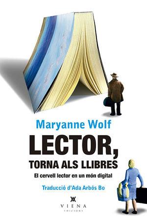 LECTOR, TORNA ALS LLIBRES
