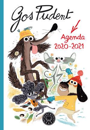 AGENDA ESCOLAR GOS PUDENT 2020-2021