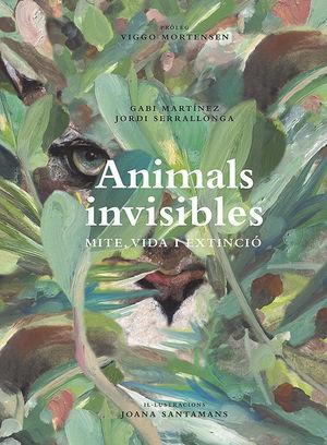 ANIMALS INVISIBLES. MITE, VIDA I EXTINCIÓ.