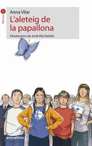 L'ALETEIG DE LA PAPALLONA