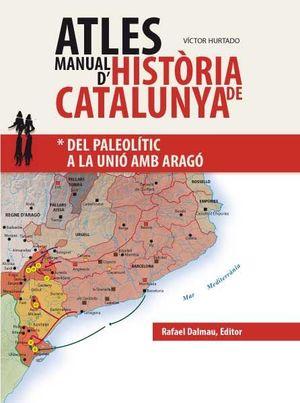 ATLES MANUAL D'HISTÒRIA DE CATALUNYA VOLUM 1