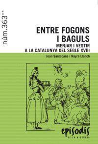 ENTRE FOGONS I BAGULS