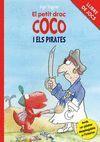 LLIBRE DE JOCS - EL PETIT DRAC COCO I ELS PIRATES