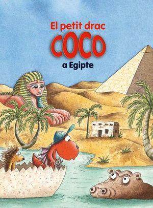 EL PETIT DRAC COCO A EGIPTE