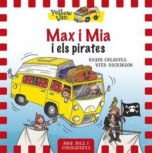 MAX I MIA I ELS PIRATES