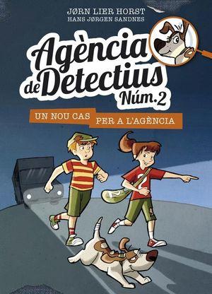 AGÈNCIA DE DETECTIUS NÚM. 2 - 1. UN NOU CAS PER A