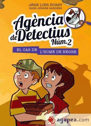 AGÈNCIA DE DETECTIUS NÚM. 2 - 2. EL CAS DE L'HOME