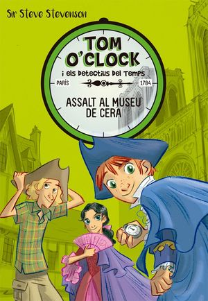 TOM O'CLOCK 1. ASSALT AL MUSEU DE CERA