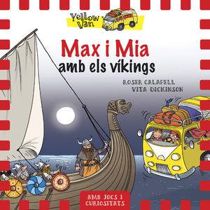 YELLOW VAN 9. MAX I MIA AMB ELS VÍKINGS