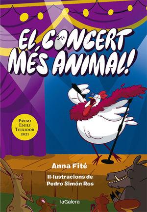 EL CONCERT MÉS ANIMAL (1R PREMI EMILI TEIXIDOR)
