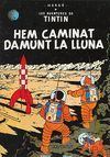 TINTIN HEM CAMINAT DAMUNT LA LLUNA INF.9