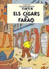 TINTIN ELS CIGARS DEL FARAÓ INF.9