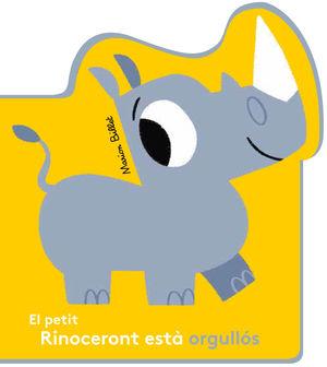 EL PETIT RINOCERONT ESTÀ ORGULLÓS